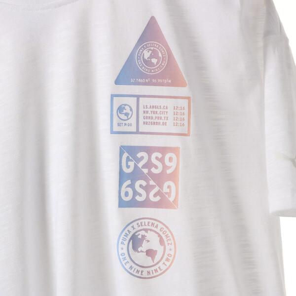 SG x PUMA ウィメンズ Tシャツ, Puma White, large-JPN