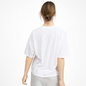 Thumbnail 2 of SG x PUMA ウィメンズ Tシャツ, Puma White, medium-JPN