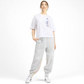 Thumbnail 3 of SG x PUMA ウィメンズ Tシャツ, Puma White, medium-JPN