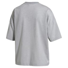 Thumbnail 5 of SG x PUMA ウィメンズ Tシャツ, Light Gray Heather, medium-JPN