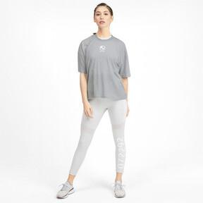 Thumbnail 3 of SG x PUMA ウィメンズ Tシャツ, Light Gray Heather, medium-JPN