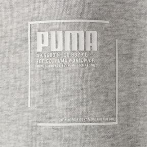 Thumbnail 9 of SG x PUMA ウィメンズ スウェットシャツ, Light Gray Heather, medium-JPN