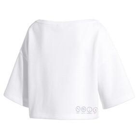 Thumbnail 5 of SG x PUMA Sweatshirt, Puma White, medium