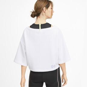 Thumbnail 2 of SG x PUMA Sweatshirt, Puma White, medium