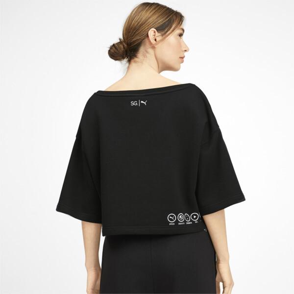 SG x PUMA Sweatshirt, Puma Black, large