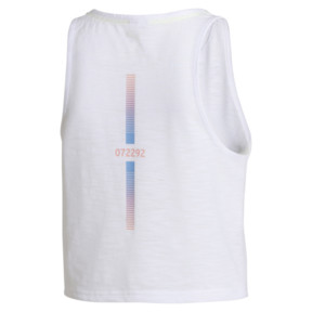 Thumbnail 5 of PUMA x SELENA GOMEZ Cropped Women's Tank Top, Puma White, medium