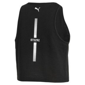Thumbnail 5 of PUMA x SELENA GOMEZ Cropped Women's Tank Top, Puma Black, medium