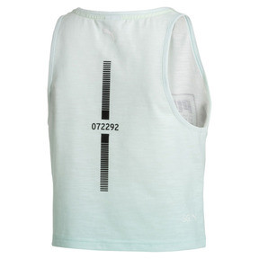 Thumbnail 5 of PUMA x SELENA GOMEZ Cropped Women's Tank Top 2, -Fair Aqua Gradient, medium