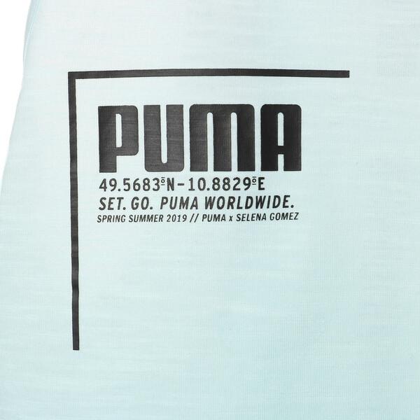 SG x PUMA ウィメンズ タンク 2, -Fair Aqua Gradient, large-JPN