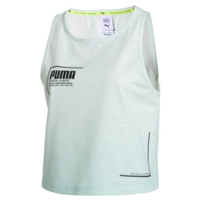 Thumbnail 4 of PUMA x SELENA GOMEZ Cropped Women's Tank Top 2, -Fair Aqua Gradient, medium