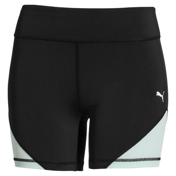 Shorts SG x PUMA, Puma Black-Fair Aqua, grande