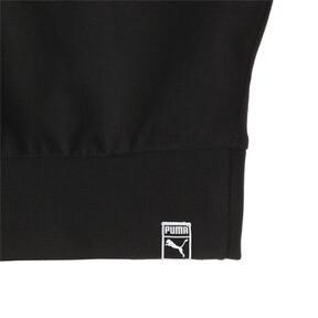 Thumbnail 5 of WILD PACK ウィメンズ クロップド フーディ, Cotton Black, medium-JPN