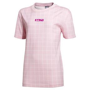 キッズ ガールズ PUMA x BARBIE Tシャツ