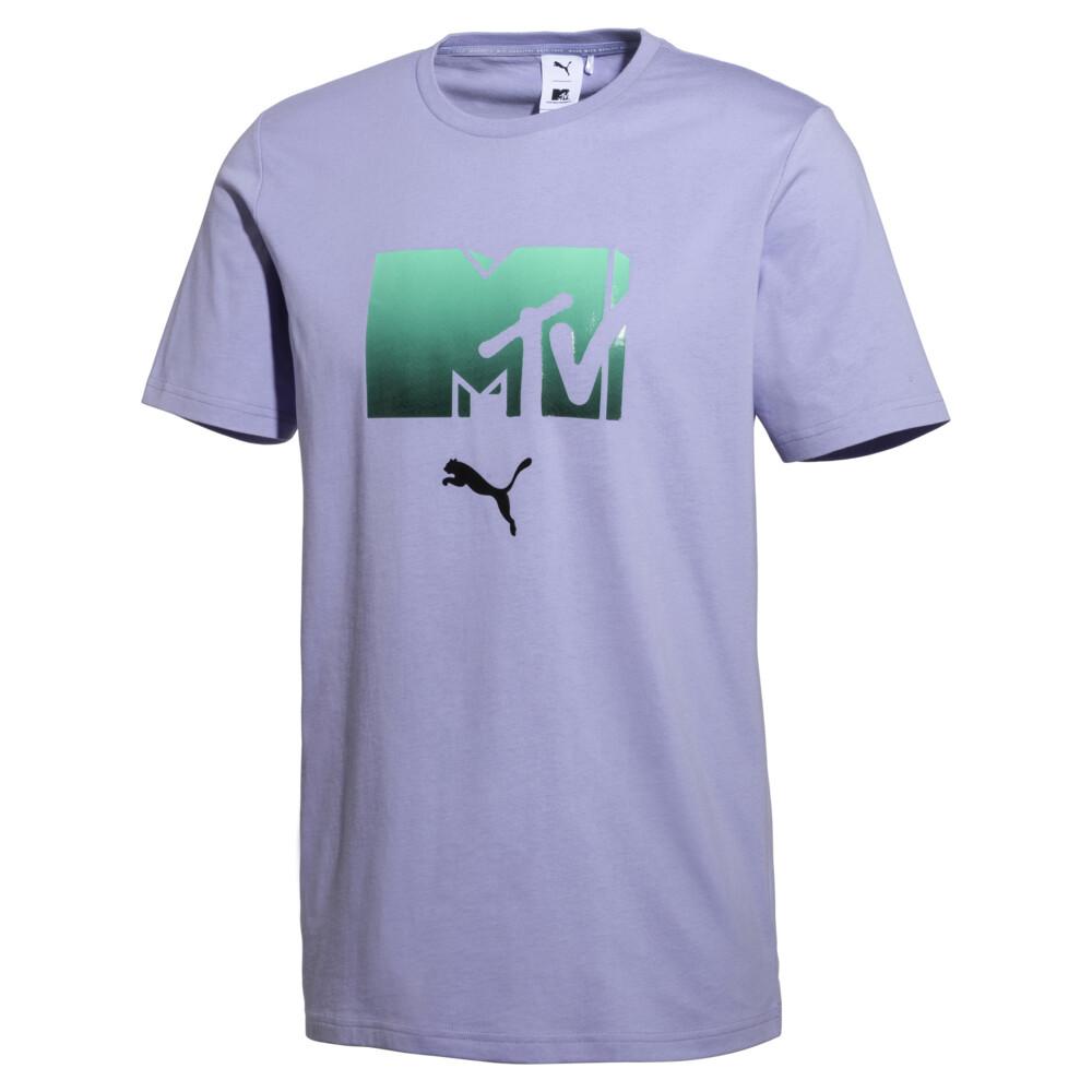 Image Puma PUMA x MTV Men's Tee #1