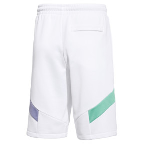 Thumbnail 2 of PUMA x MTV MCS Men's Shorts, Puma White, medium