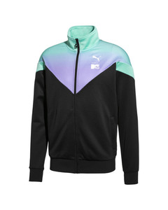Image Puma PUMA x MTV MCS All-Over Printed Zip-Up Men's Track Top