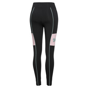 Thumbnail 2 of PUMA x BARBIE Women's Leggings, Puma Black, medium