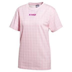 Thumbnail 1 of PUMA x BARBIE Women's Tee, Candy Pink, medium