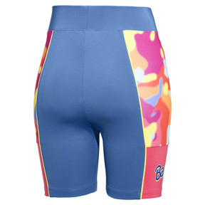 Thumbnail 2 of PUMA x BARBIE XTG Women's Short Tights, Ultramarine, medium