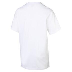 Miniaturka 4 Męska koszulka z grafiką Archive Pinstripe, Puma White, średnie
