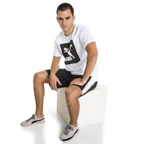 Miniaturka 5 Męska koszulka z grafiką Archive Pinstripe, Puma White, średnie