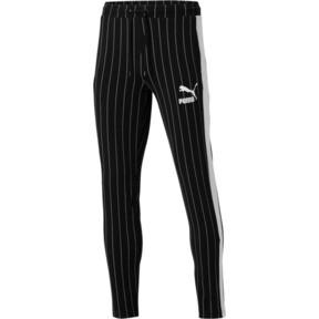 Pantalon de survêtement T7 à fines rayures, homme