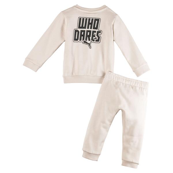 Babies' Jogger Set, Pink Tint, large
