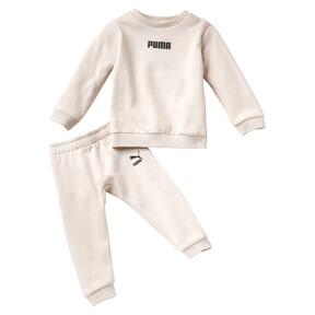 Thumbnail 1 of Babies' Jogger Set, Pink Tint, medium