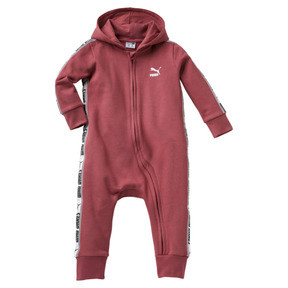 Thumbnail 1 of Babies' Onesie, Marsala, medium