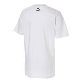 Thumbnail 2 of SNAKE PACK グラフィック Tシャツ, Puma White, medium-JPN