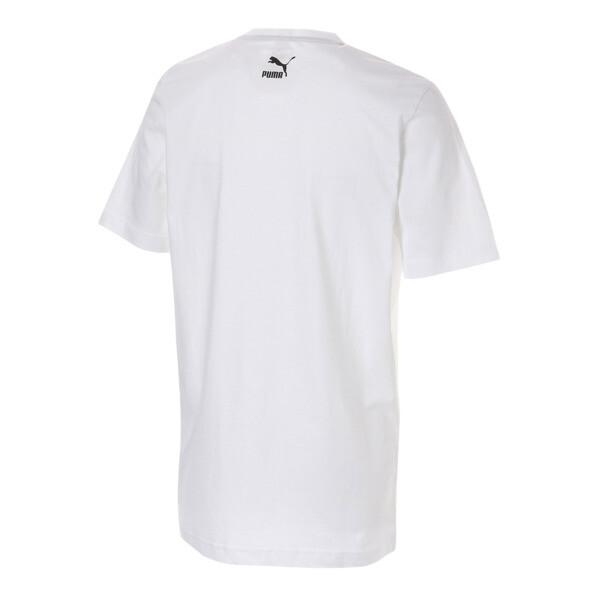 SNAKE PACK グラフィック Tシャツ, Puma White, large-JPN