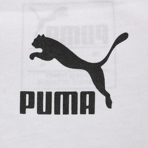 Thumbnail 3 of SNAKE PACK グラフィック Tシャツ, Puma White, medium-JPN
