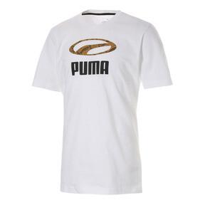 Thumbnail 1 of SNAKE PACK グラフィック Tシャツ, Puma White, medium-JPN