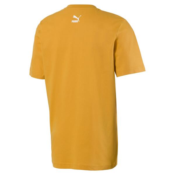 Snake Pack T-shirt voor mannen, Sunflower, large
