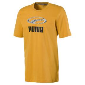 Thumbnail 1 van Snake Pack T-shirt voor mannen, Sunflower, medium