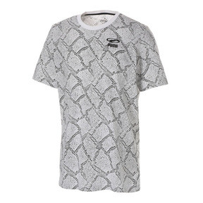 Thumbnail 1 of SNAKE PACK AOP Tシャツ, Puma White-AOP, medium-JPN
