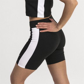 Thumbnail 2 of Classics T7 Women's Cycling Shorts, Cotton Black, medium