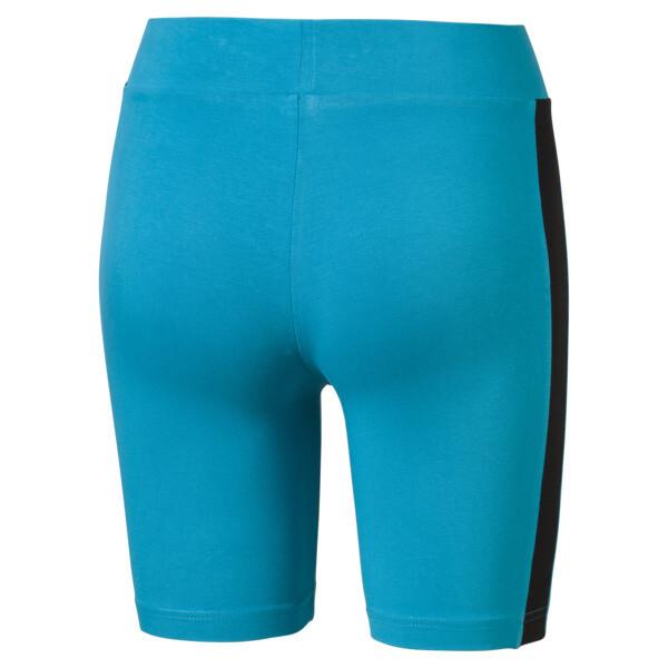 Classics T7 Women's Cycling Shorts, Caribbean Sea, large