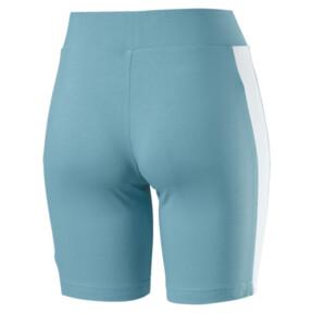 Thumbnail 2 of Short cycliste Classics T7 pour femme, Milky Blue, medium