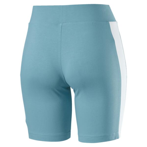 Short cycliste Classics T7 pour femme, Milky Blue, large