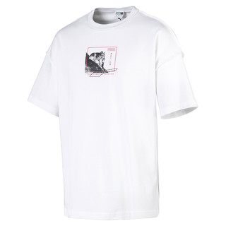 Görüntü Puma EVOLUTION Boxy Desenli Erkek T-Shirt
