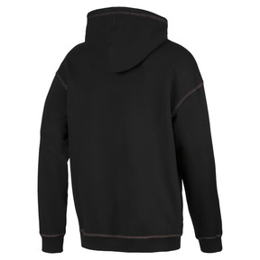 Thumbnail 2 of Sweat à capuche Evolution Boxy pour homme, Puma Black, medium