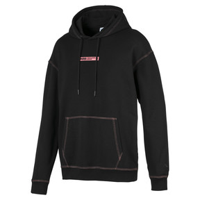 Thumbnail 1 of Sweat à capuche Evolution Boxy pour homme, Puma Black, medium