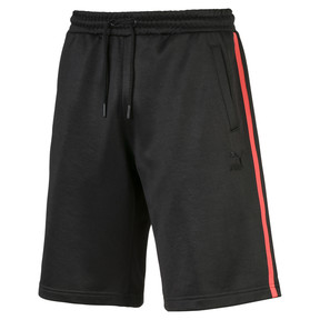 Thumbnail 1 of Evolution Oversized Knitted Men's Shorts, Puma Black, medium