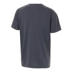 Thumbnail 2 of PUMA 91074 ロゴ Tシャツ, Puma Black, medium-JPN