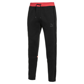 Thumbnail 1 of PUMA 91074 Men's T7 Track Pants, Puma Black, medium