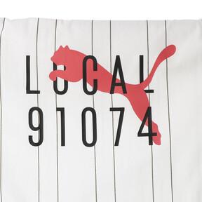 Thumbnail 7 of PUMA 91074 LS Tシャツ (長袖), Puma White--AOP, medium-JPN