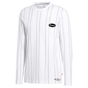 Thumbnail 1 of PUMA 91074 LS Tシャツ (長袖), Puma White--AOP, medium-JPN