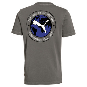 Thumbnail 2 of PUMA 91074 Men's Tee, Charcoal Gray, medium