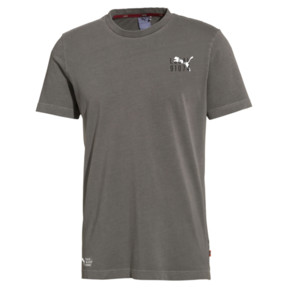 Thumbnail 1 of PUMA 91074 Men's Tee, Charcoal Gray, medium